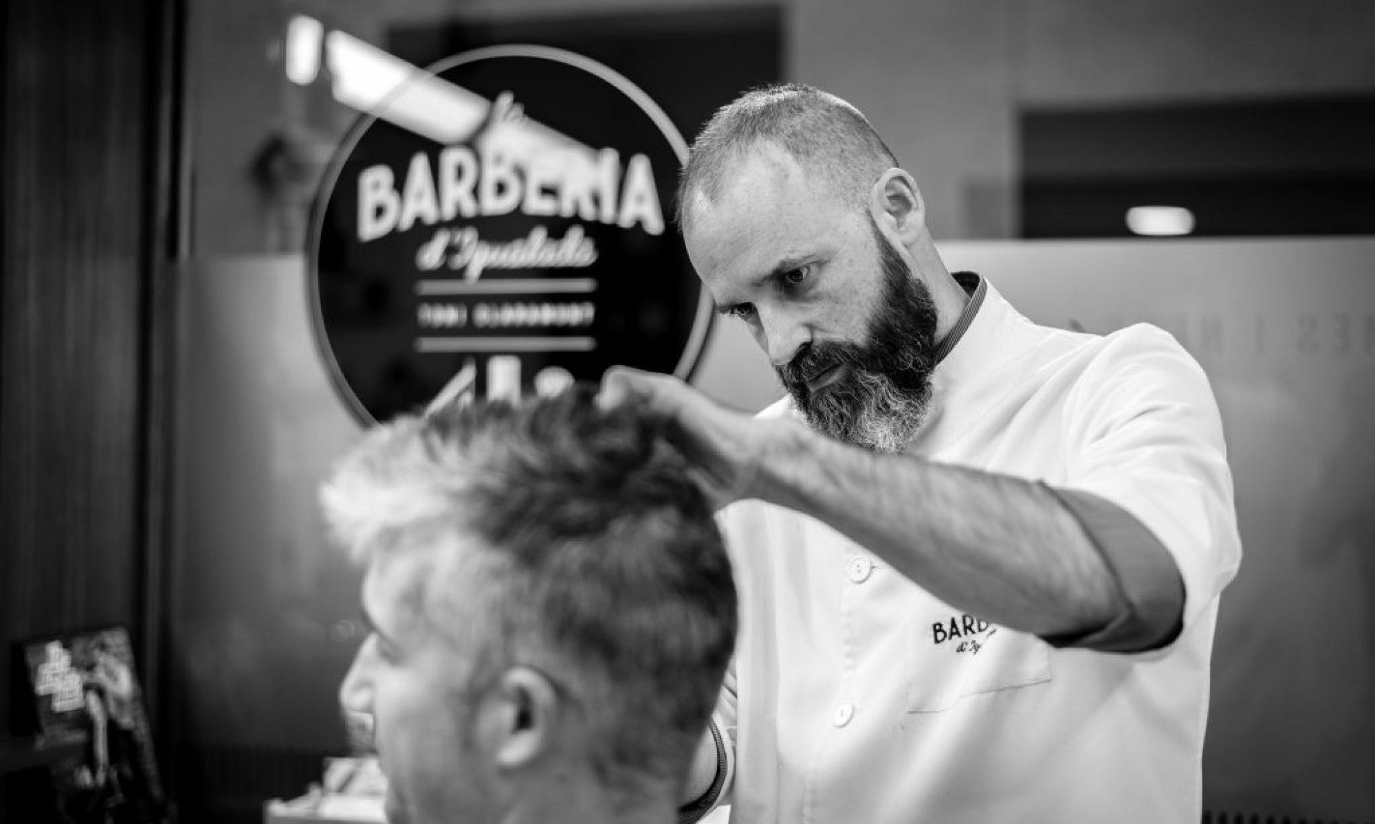 Barberia Igualada